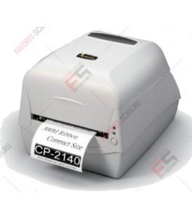 Принтер этикеток Argox CP-2140 термотрансфертный, RS232, LPT, USB, ширина печати 104 мм, скорость 102 мм/с