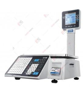 Весы с печатью этикеток CAS CL3000J (НОВИНКА)