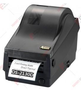 Принтер этикеток Argox OS-2130D термопринтер, 203 dpi, USB, RS232