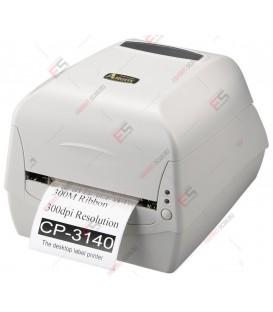 Принтер этикеток Argox CP-3140LE термотрансфертный, 300 dpi, RS232, USB, Ethernet