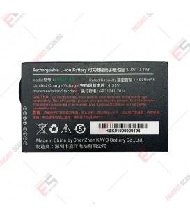 Аккумуляторная батарея для Urovo DT40 (3.8V, 4500mAh) ACCDT40-HBLDT40S