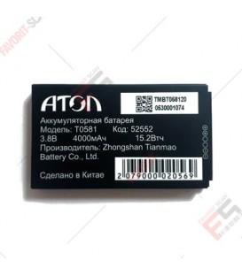 Аккумулятор для терминала АТОЛ Smart.Slim Plus (4500 мАч)