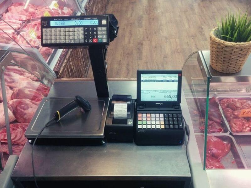 Принтер для печати чеков