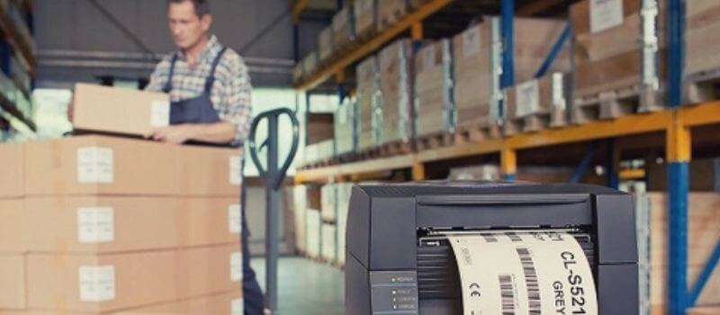 Принтер этикеток для склада