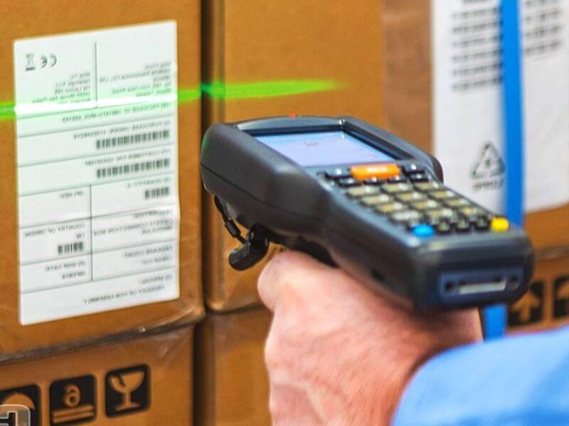 Купить терминал сбора данных для склада